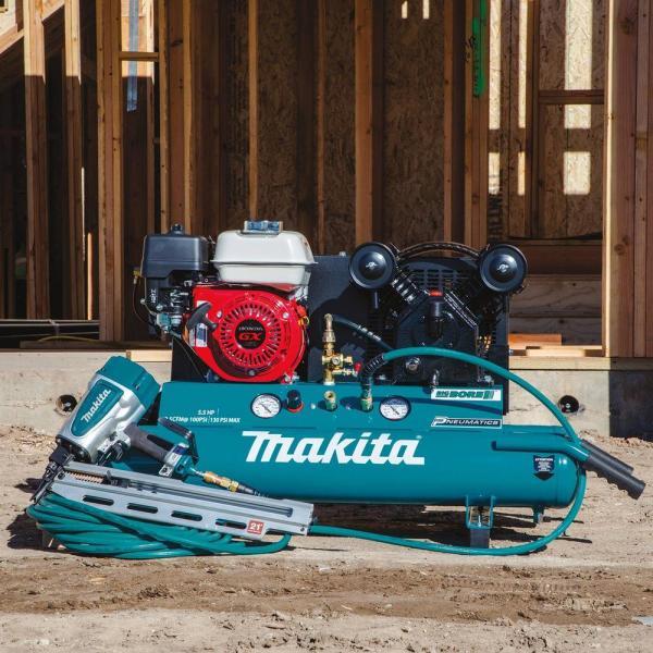 Makita USA Inc Pneumatics and Air Compressors