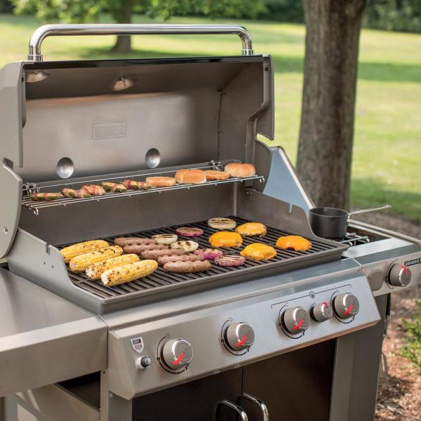 Weber Genesis Grills Collection Outdoors The Home Depot