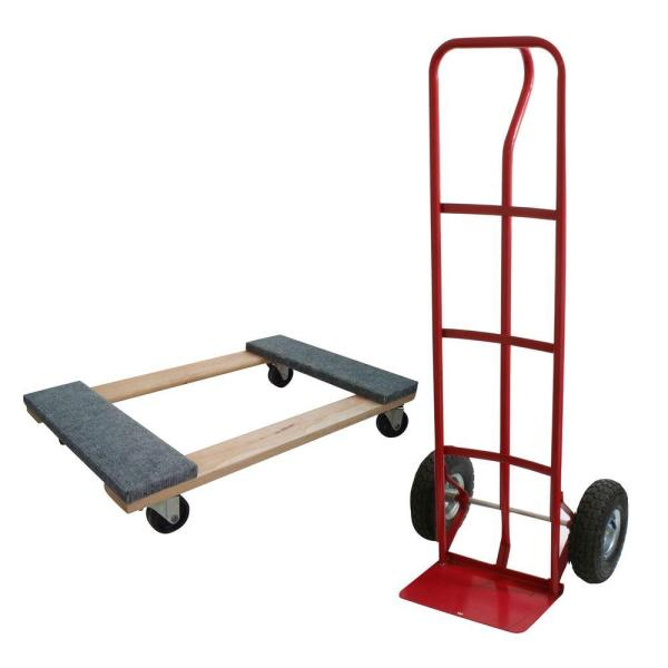 Capacity Heavy Duty Truck Dolly and 1 000 lb  Capacity Furniture Dolly  Moving Kit Combo 800951   The Home Depot. Buffalo Tools 600 lb  Capacity Heavy Duty Truck Dolly and 1 000 lb