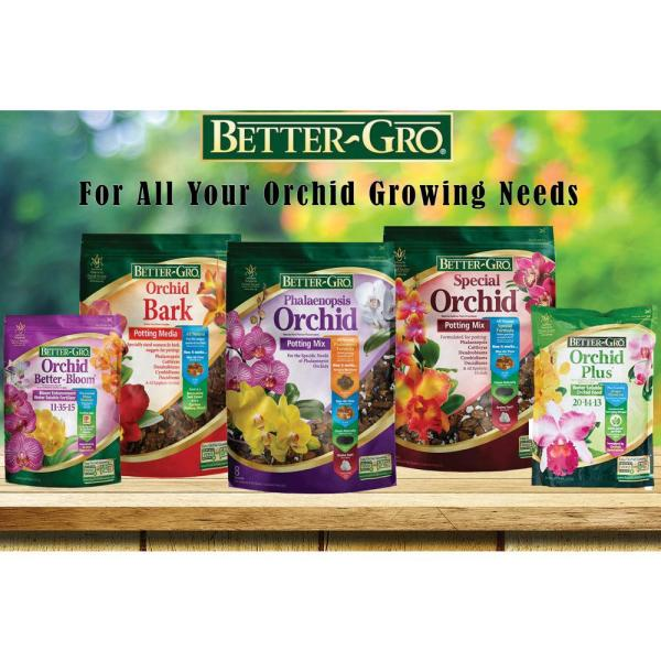 Better Gro Orchid And Plant Food Outdoors The Home Depot