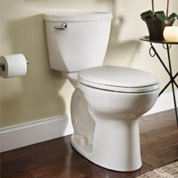 american standard cadet 3 flowise 2piece 128 gpf high efficiency elongated toilet in the home depot