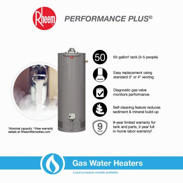 Home Depot 50 Gallon Water Heater Water Ionizer