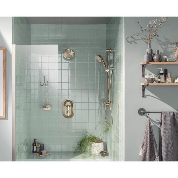 Wynford Bathroom Collection in Brushed Nickel - Bath - The ...