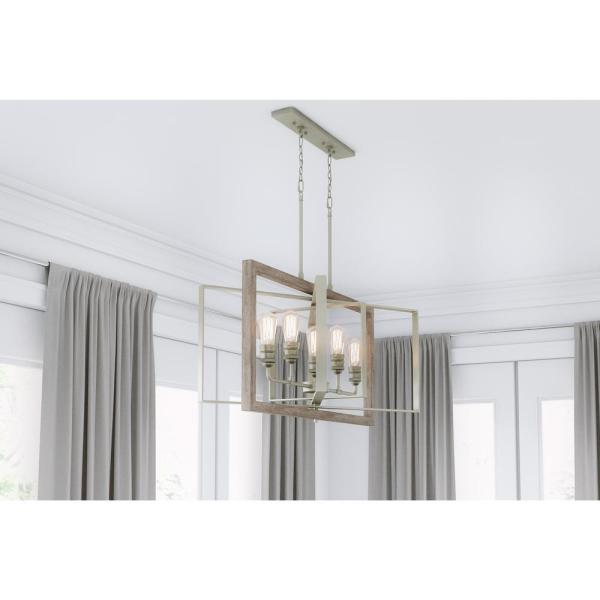 Home Decorators Collection Palermo Grove Collection in Antique Nickel