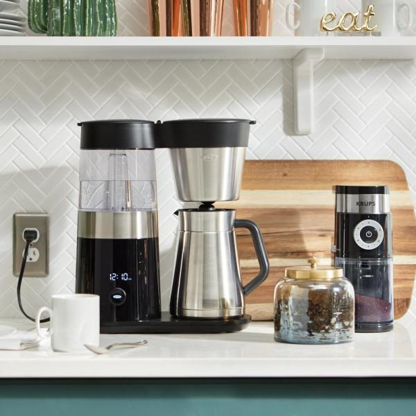 OXO Kitchen Electronics Collection in Black and Stainless Steel