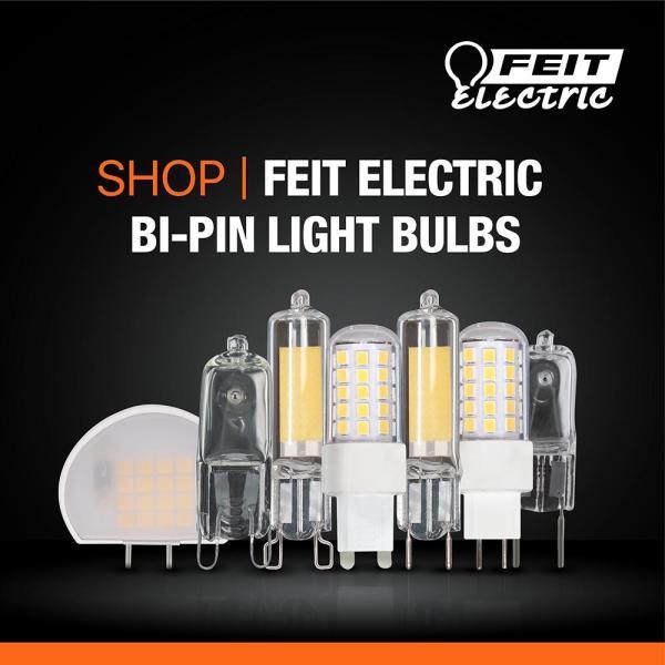 Feit Electric Feit Bi-Pin LED Bulbs
