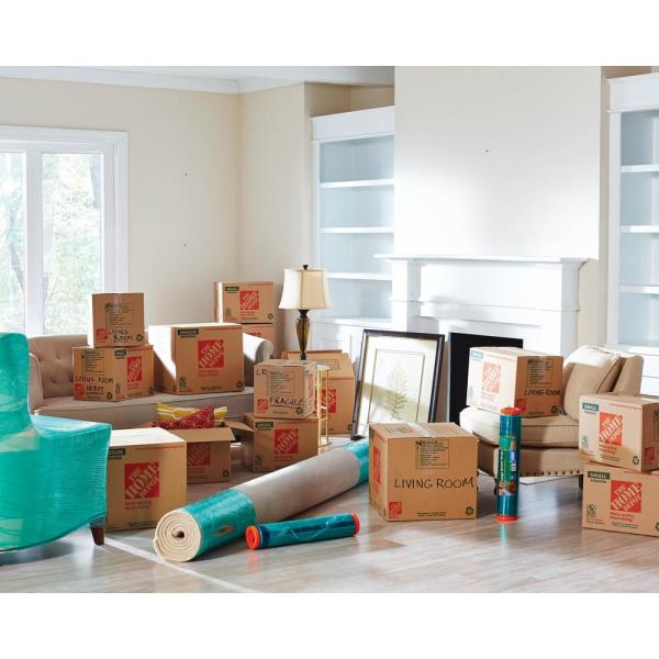 The Home Depot Home Depot Moving Box Kit Collection