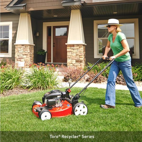Toro Toro Walk-Behind Lawn Mower Collection