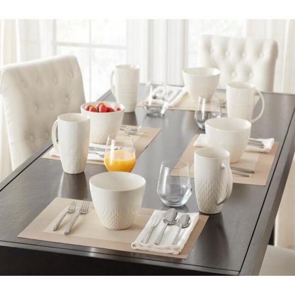 Home Decorators Collection Home Decorators Collection Ivory Dinnerware Sets