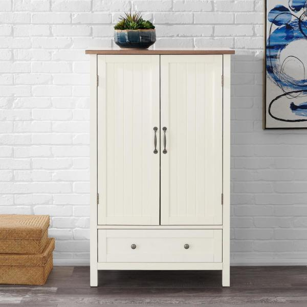 StyleWell Bainport Collection In Ivory