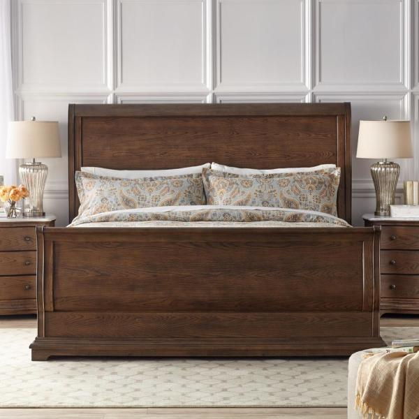 Home Decorators Collection Colton Collection in Medium Wood Tone