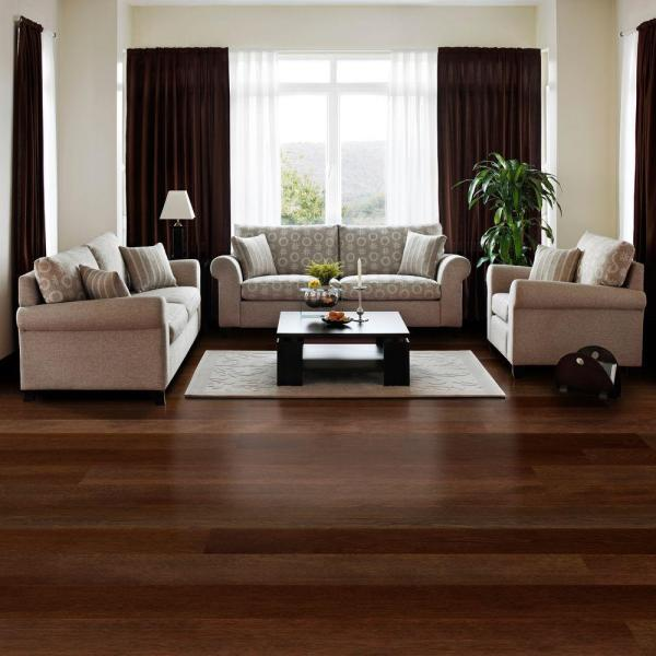 Hardwood Floor Home Depot can the floor be installed on cement slab Home Legend Antique Birch 38 In Thick X 5 In Wide X Varying Length Click Lock Hardwood Flooring 19686 Sq Ft Case Hl189h The Home Depot