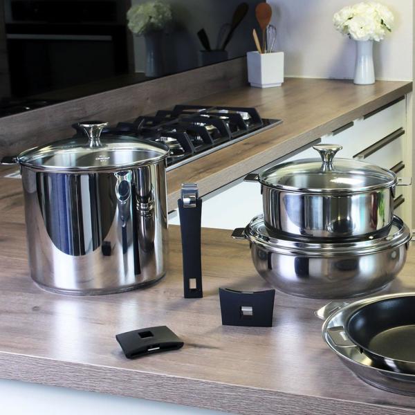 Cristel Tulipe Cookware Collection