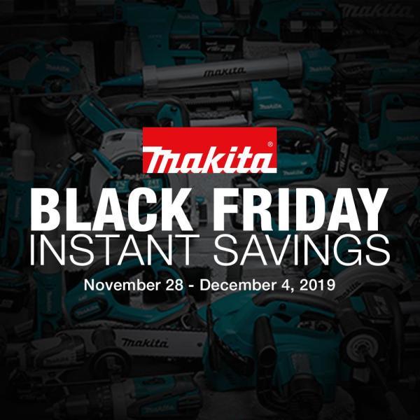 Makita Makita Black Friday Promotion