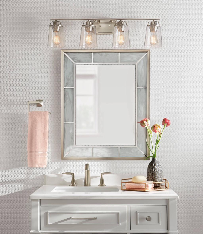 Powder Room Bathroom The Home Depot