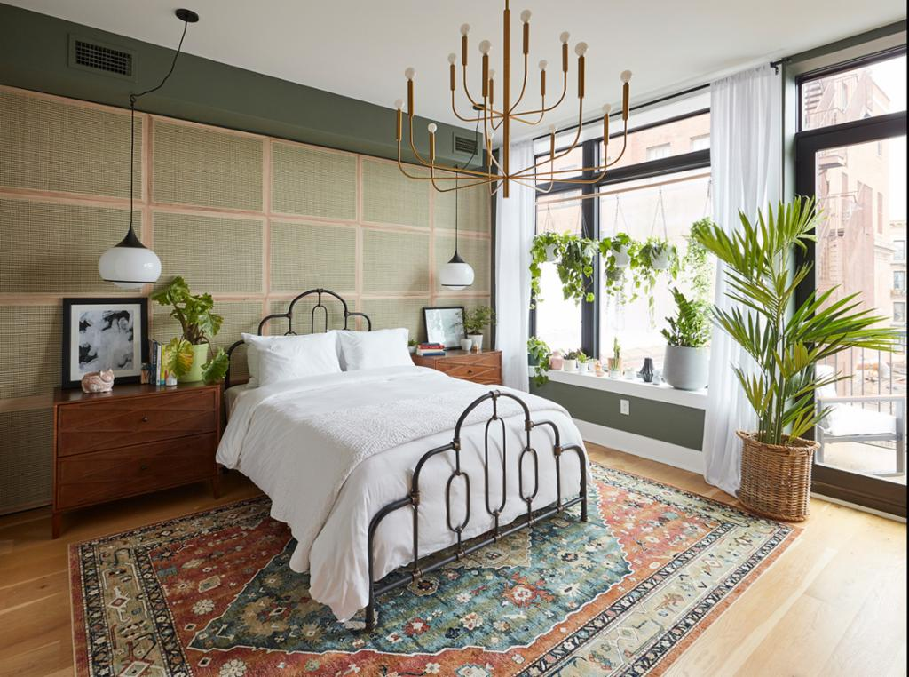 Real Simple Home - Master Bedroom - Bedroom - The Home Depot