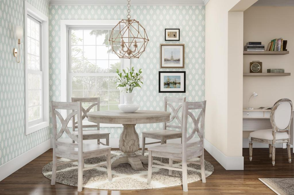 French Cottage Dining Room – Dining Room – The Home Depot