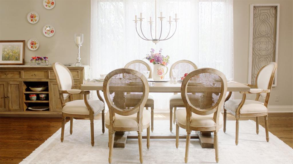 Shabby Chic Dining Room Shop By Room The Home Depot