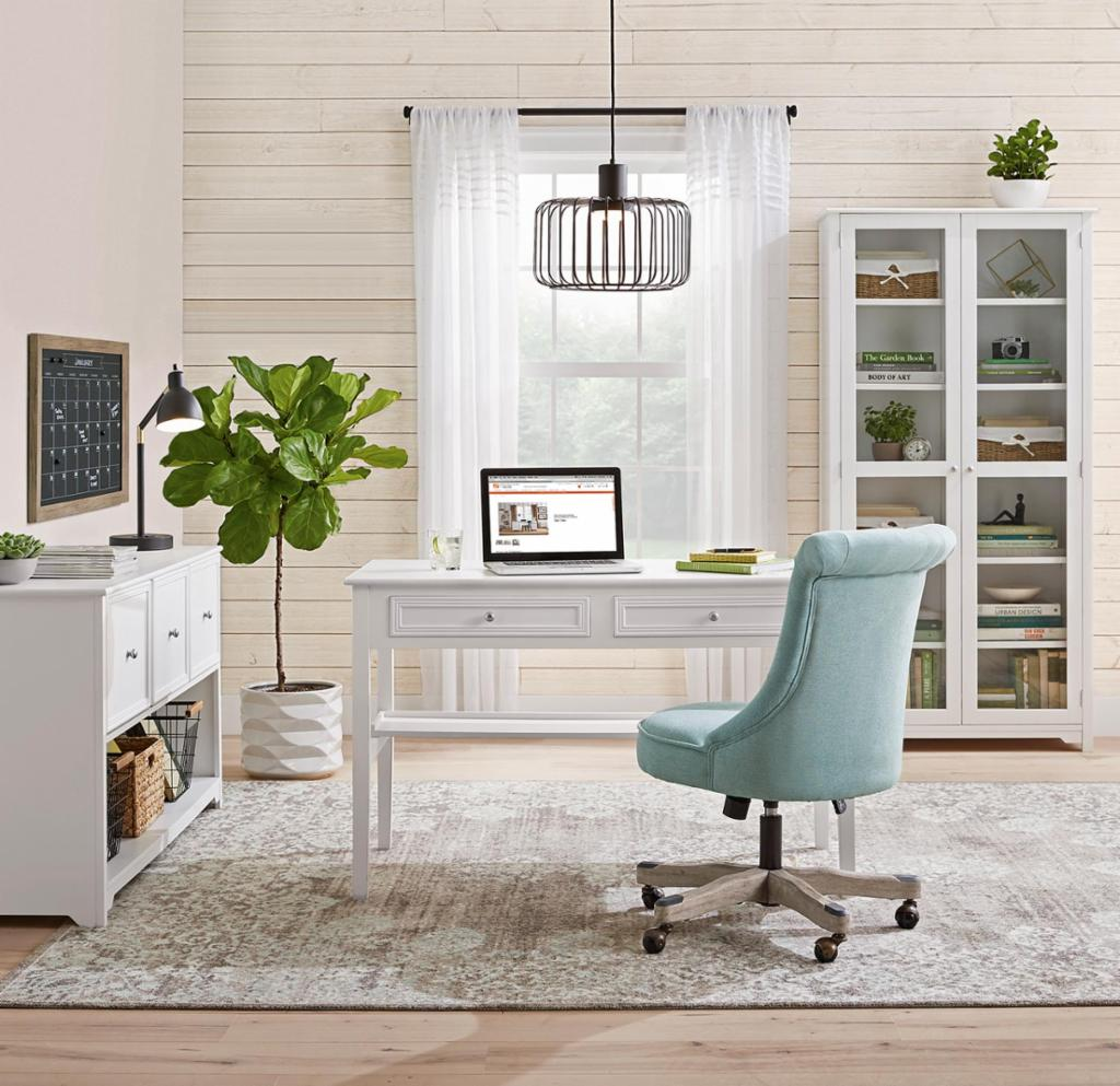 Cozy Farmhouse Office