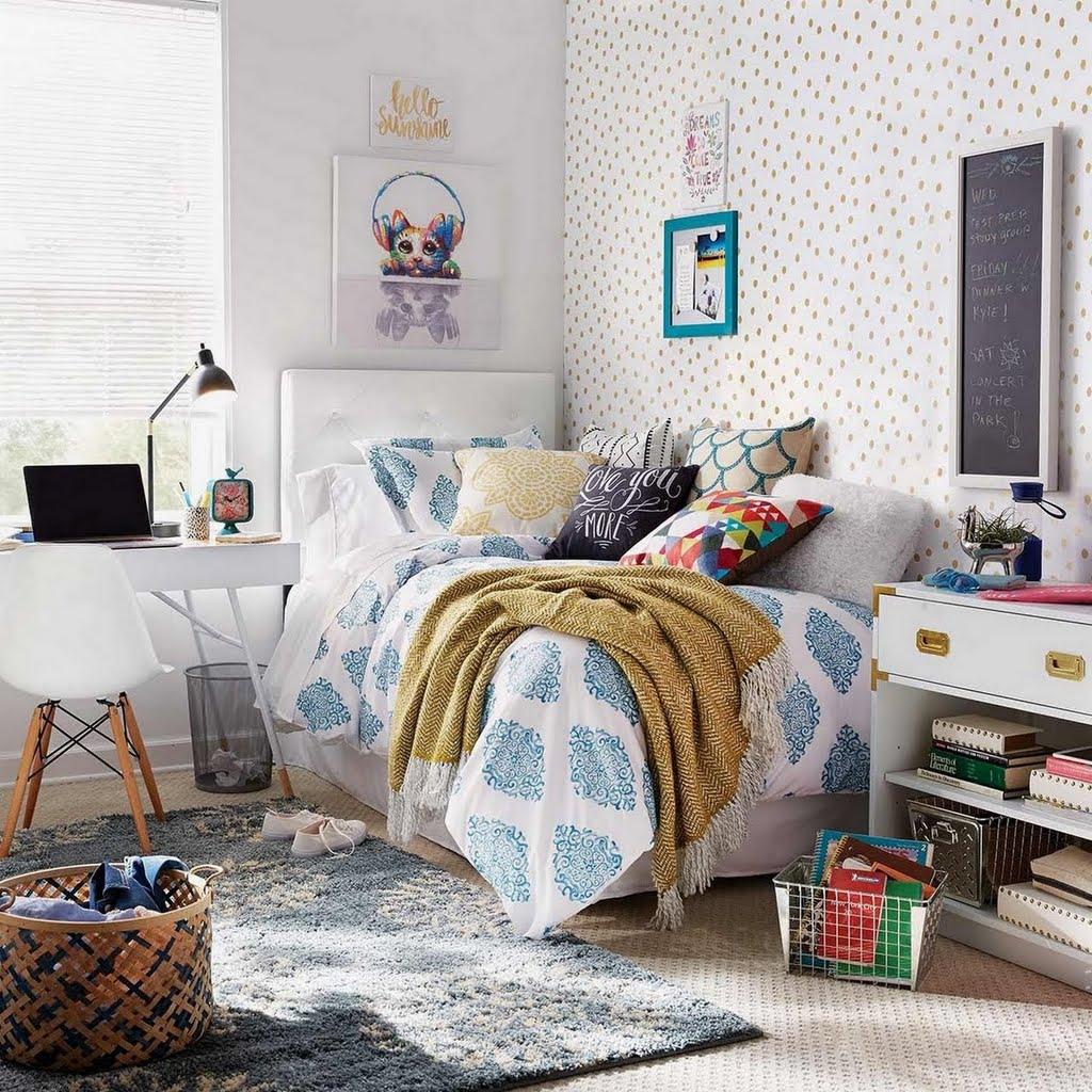 Eclectic Kids Rooms: Eclectic Voyage Teen Bedroom