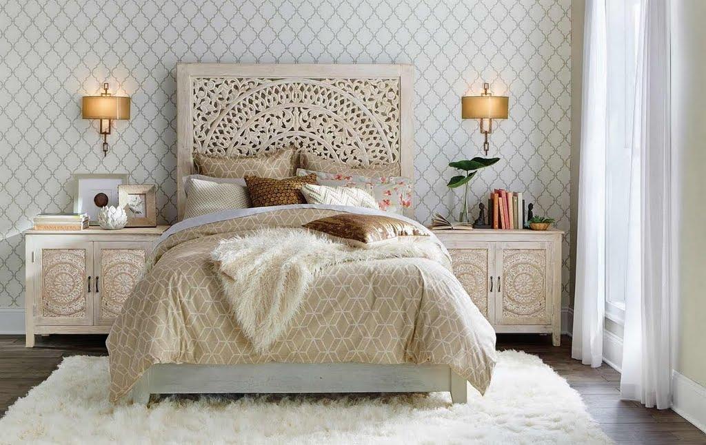 Eclectic Voyage Bedroom Bedroom The Home Depot