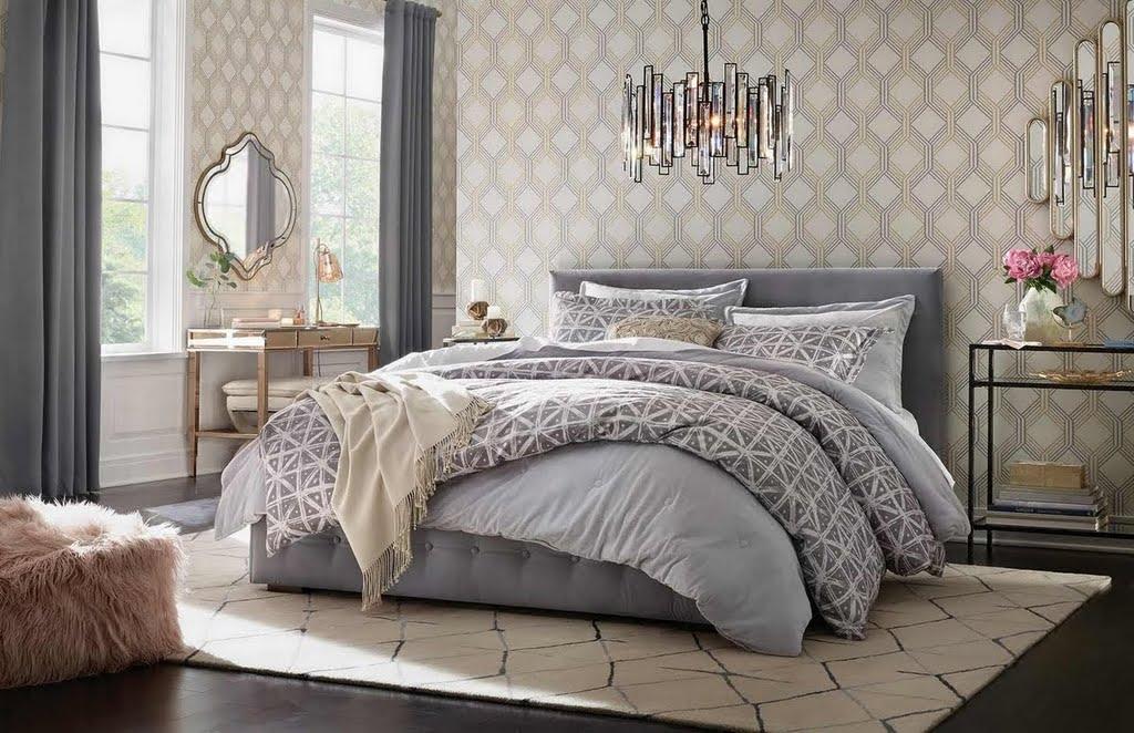 vintage glam bedroom bedroom the home depot rh homedepot com vintage glam bedroom home depot vintage glam bedroom set