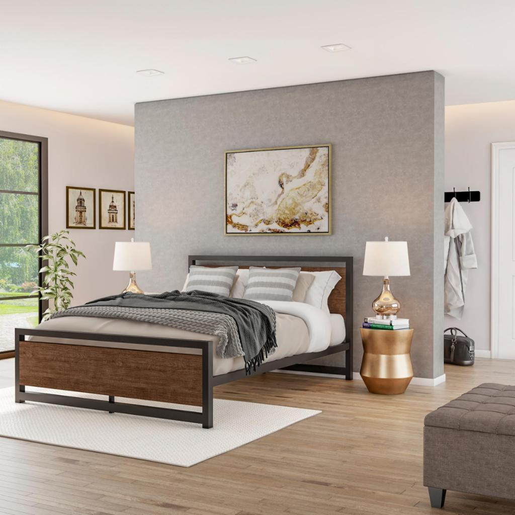 Organic Modern Bedroom - Shop by Room - The Home Depot