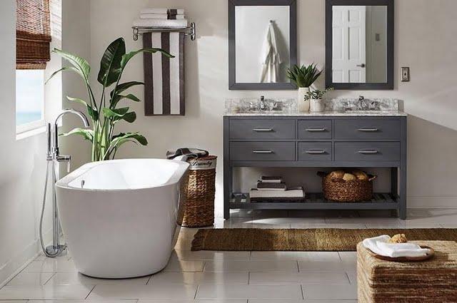 Global Coastal Bathroom