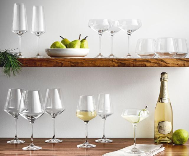 Holiday Wish List: Glassware