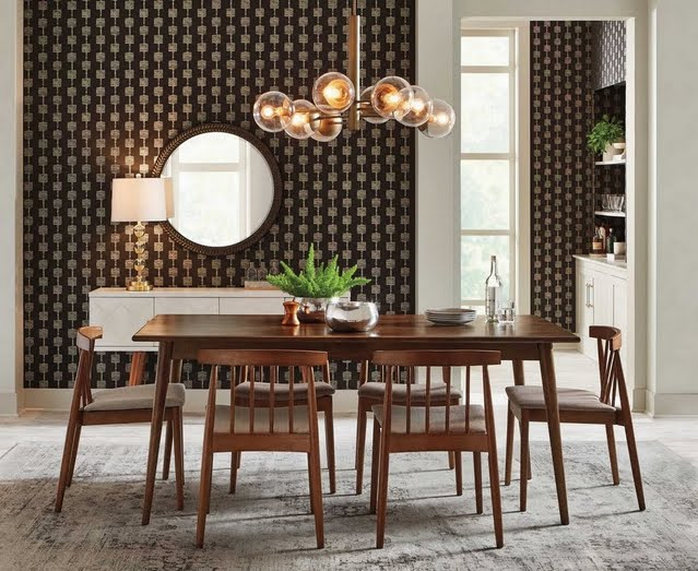 Modern Moment Dining Room
