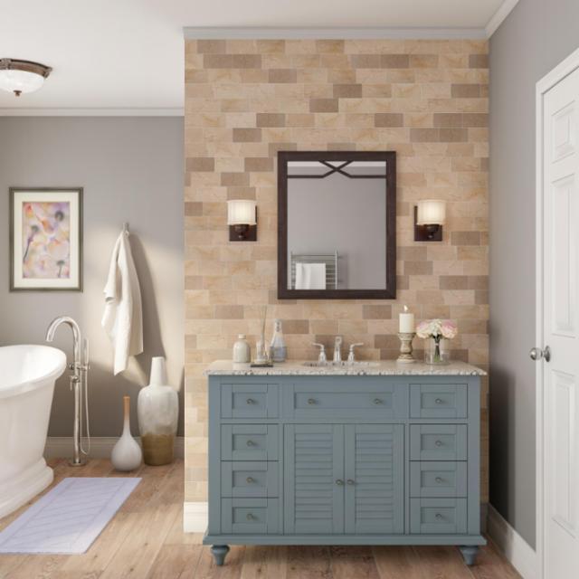 Naturally Classic Bathroom