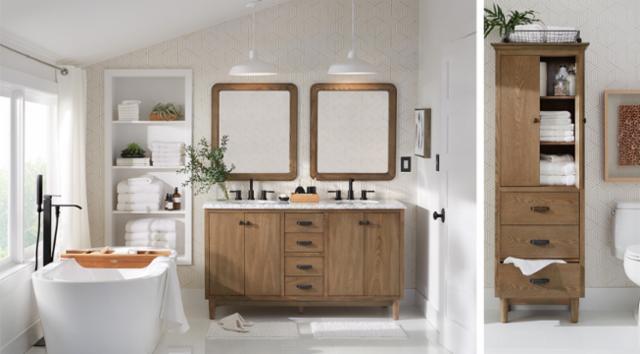 Mod Mix Bathroom