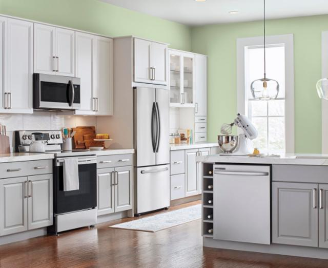 Soothing Styles Kitchen