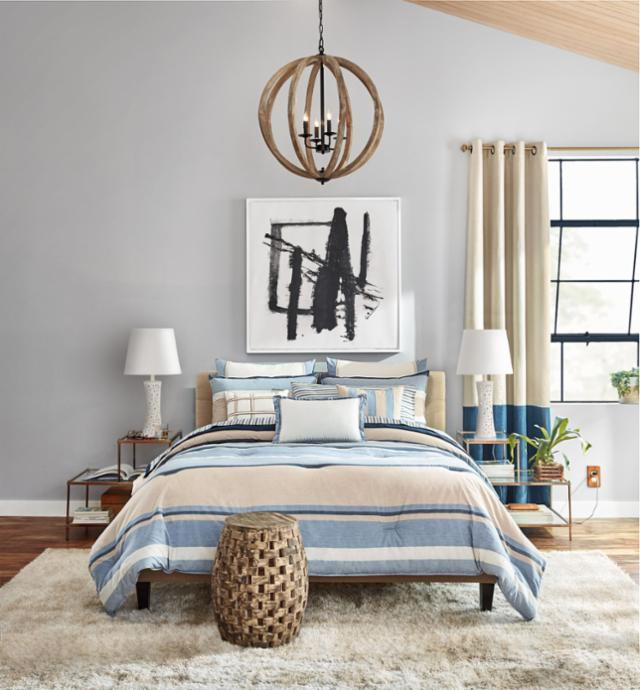 Naturally Modern Bedroom