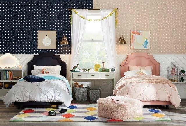 Cottage Kids Room