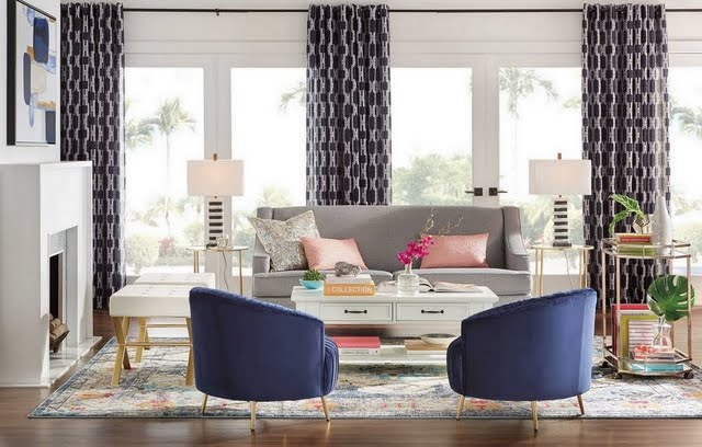 West Palm Living Room