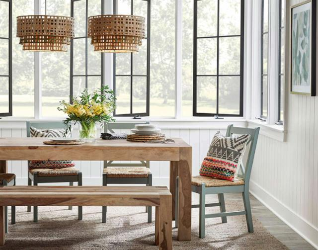 Casual Naturals Dining Room