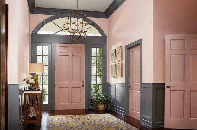 Confident Foyer
