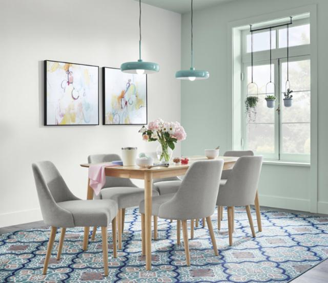 Streamlined Styles Dining Room