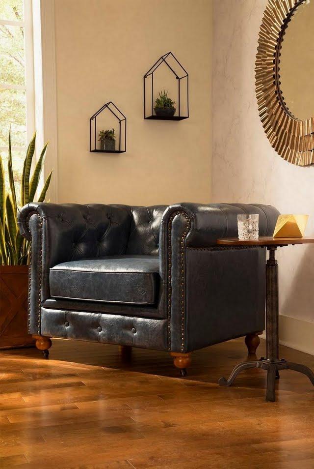 Eclectic Cozy Corner