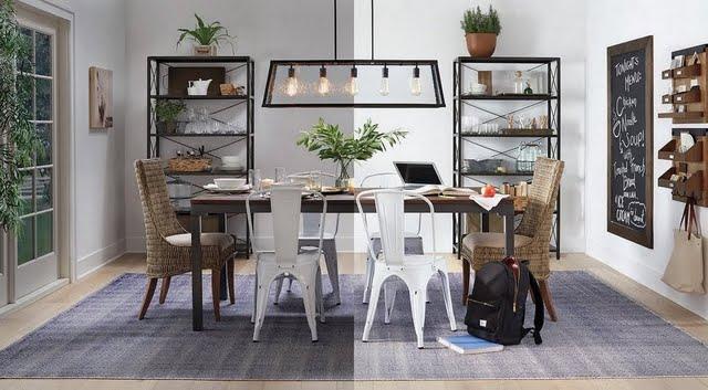 Farmhouse Retreat Dining Room