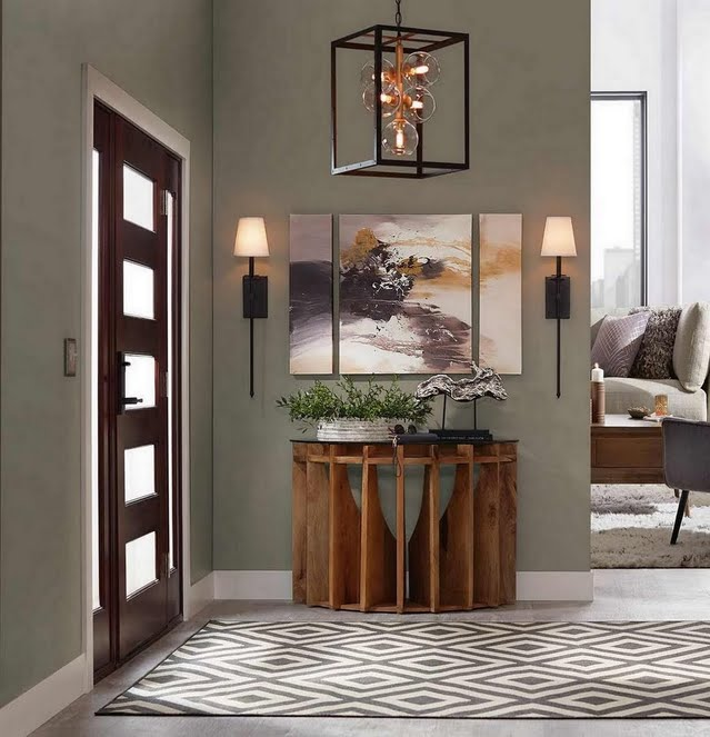 In The Moment Entryway