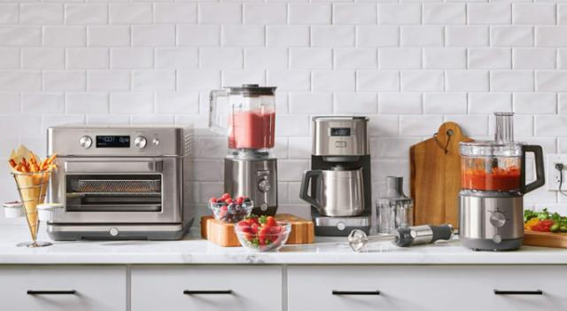 GE's Sleek Small Appliances