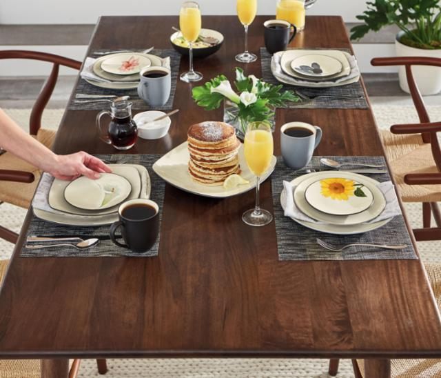 Naturally Modern Dinnerware