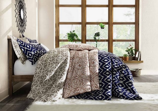 Eclectic Voyage Bedding
