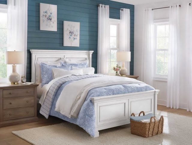 Farmhouse Retreat Bedroom