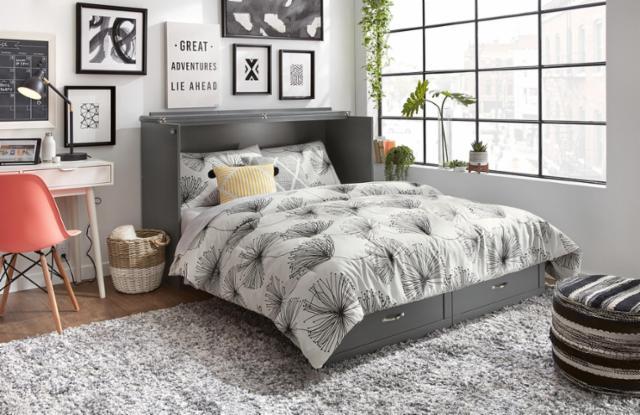 Petite Suite Murphy Bed