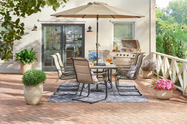 Soothing Styles Patio