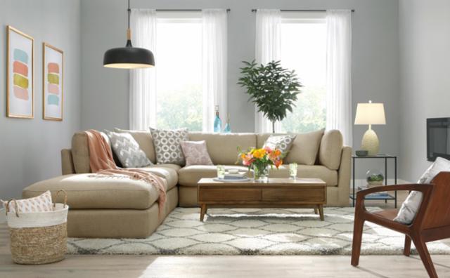 Mod Mix Living Room