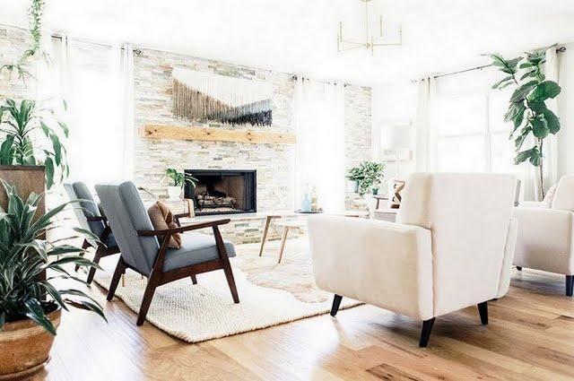 Apartment Decorating Rental Boho
